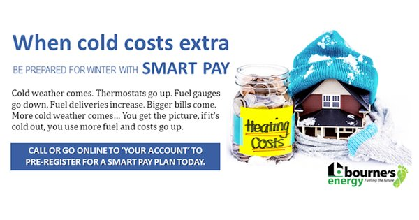 Smart Pay from Bourne's Energy in Vemont
