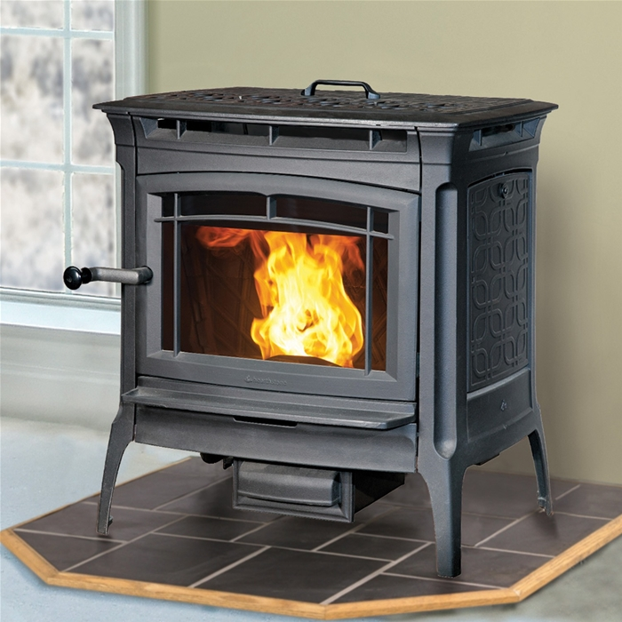 hearthstone manchester wood pellet stove bournes energy