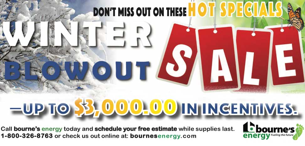 Winter Blowout Sale