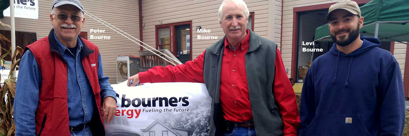 Bourne's Energy - Local and family owned for over 70 years